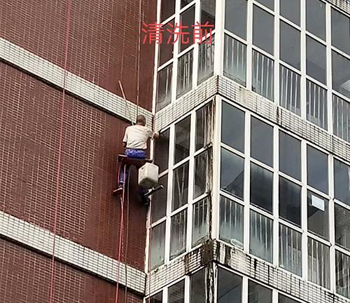 四川外墙清洗