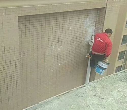成都外墙补漏